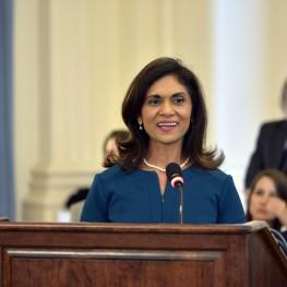Embajadora Niermala Badrising