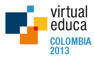 XIV Encuentro Internacional Virtual Educa Colombia 2013