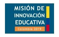 Misión Innovación educativa Colombia 2019