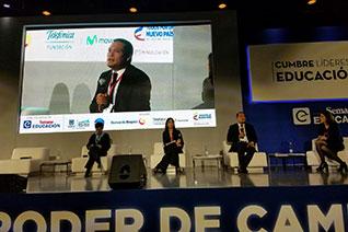 Intervención de Carlos Lugo en la Cumbre de Líderes SEMANA Educación 2016