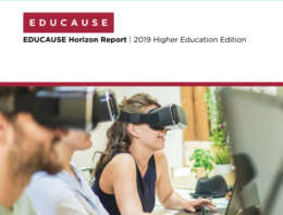 Educause Horizon Report