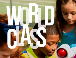 World Class: How to Build a 21st Century School System
