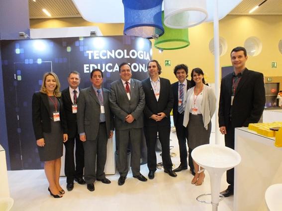 Brasil IT+ y Softex en Virtual Educa México 2015