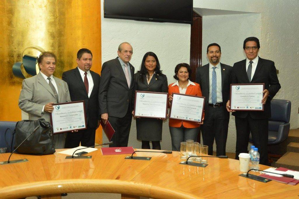 CACSLA otorga acreditación internacional a programas del Politécnico