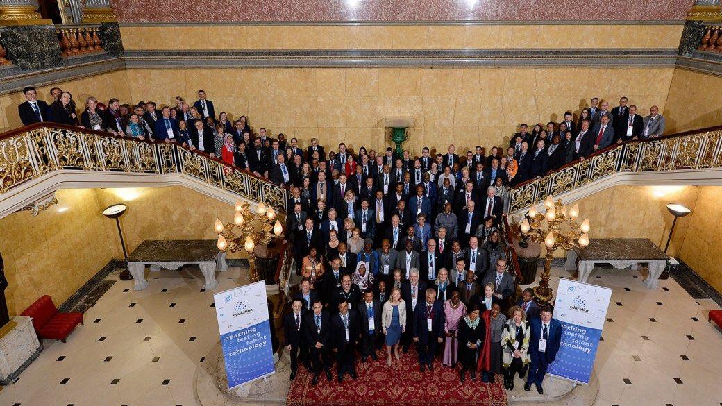 Virtual Educa en el Education World Forum