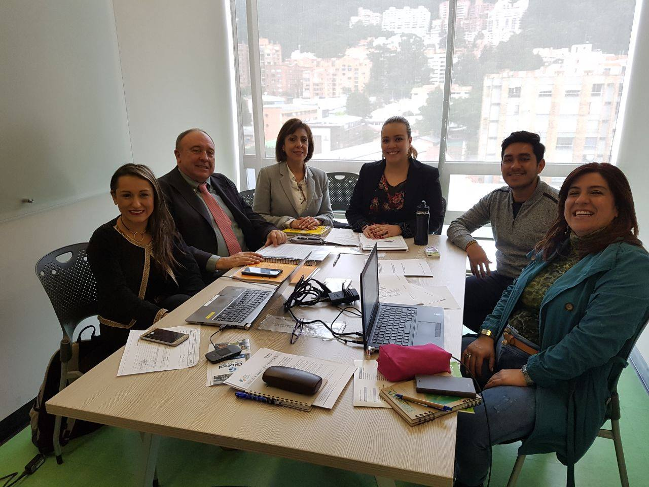 Programa de formación con la Universidad El Bosque