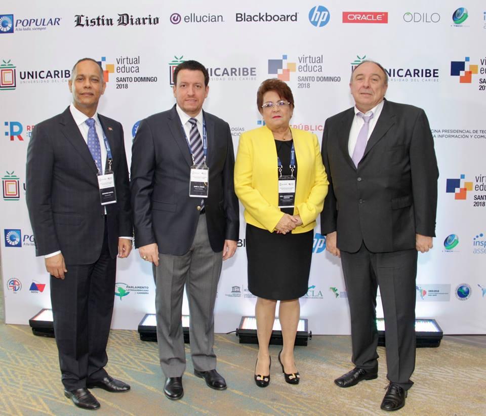 Virtual Educa en Santo Domingo: destacan impacto de la tecnología en la educación