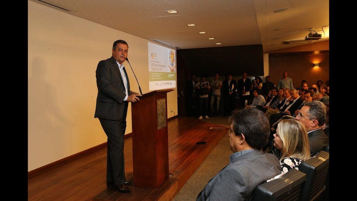 O Governo do Estado da Bahia lançou o XIX Encontro Internacional Virtual Educa