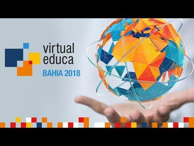 Contagem regressiva para o Virtual Educa Bahia 2018 que começa no dia 4 de junho