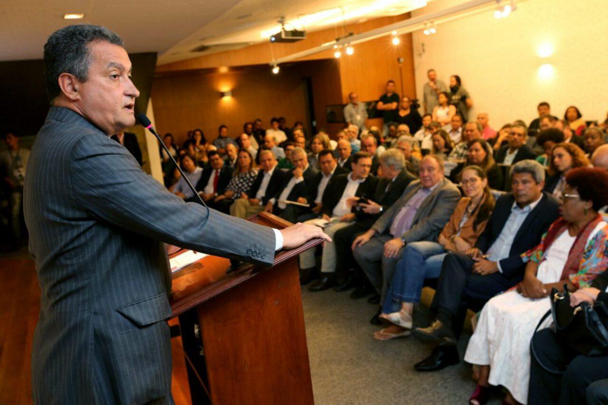 Governador lança o XIX Encontro Internacional Virtual Educa