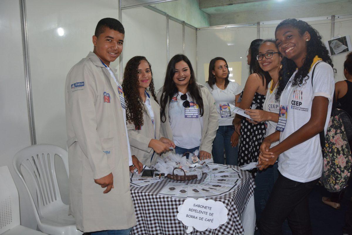 Alunos da educação profissional vão levar tecnologias sociais ao Virtual Educa Bahia