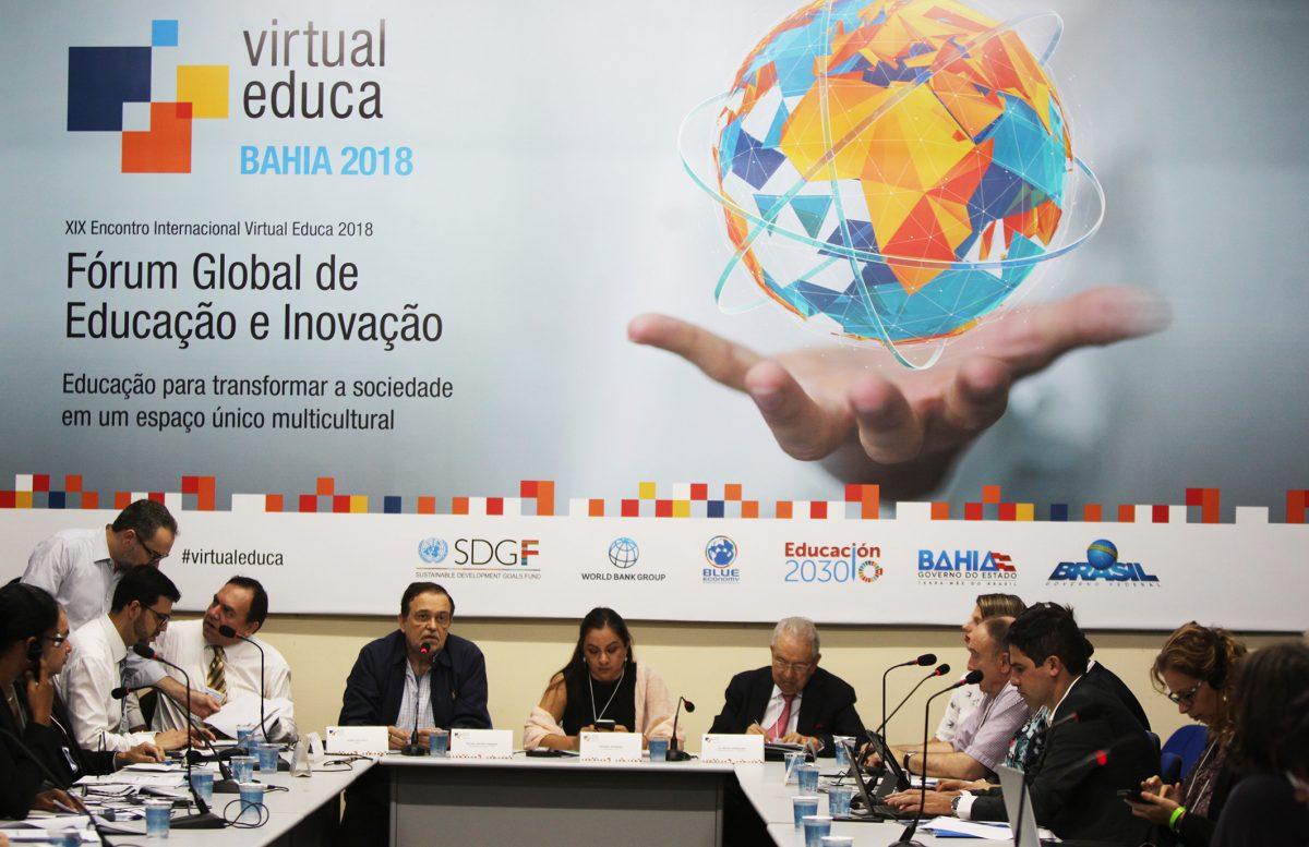 Virtual Educa reúne educadores e estudantes de diversas nacionalidades