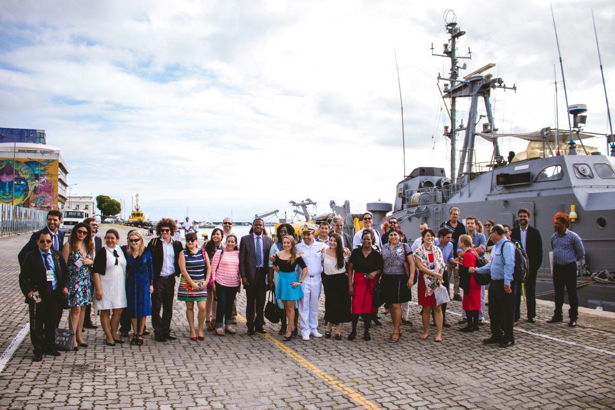 """Marinha do Brasil participa do """"Virtual Educa 2018"""" em Salvador-BA"""