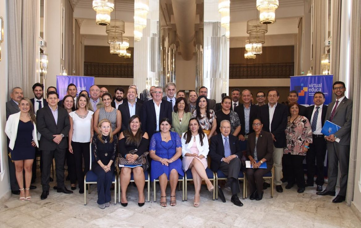 El Patronato Virtual Educa se reunió en Salvador de Bahía