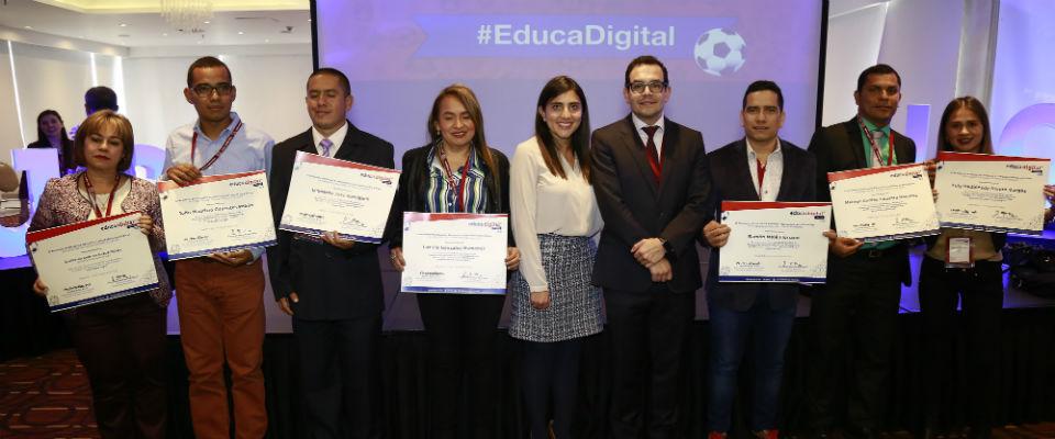 Computadores para Educar premió a los docentes más innovadores de Colombia