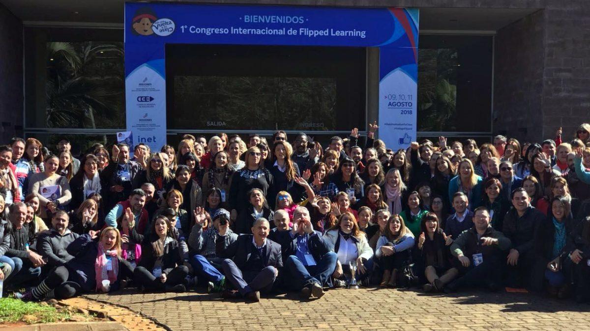 Se realizará en Posadas el 2° Congreso Internacional de Flipped Learning