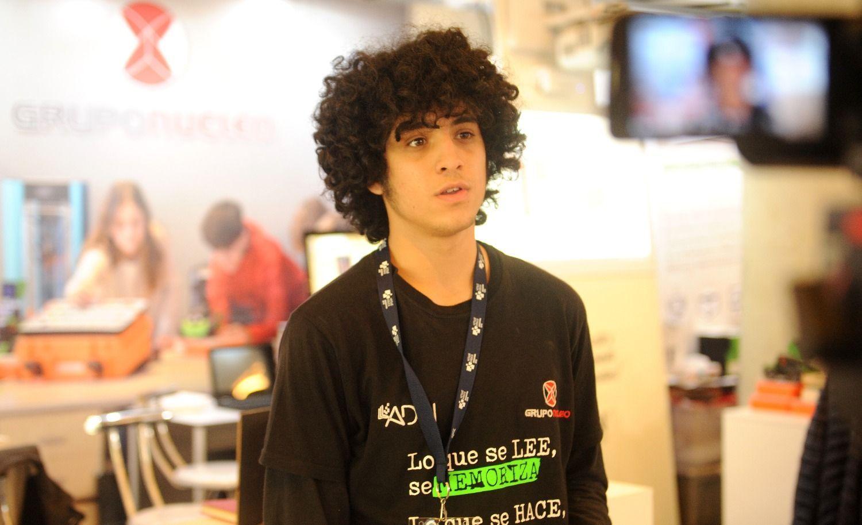Juan Céspedes: un estudiante marplatense que participó con sus robots en la