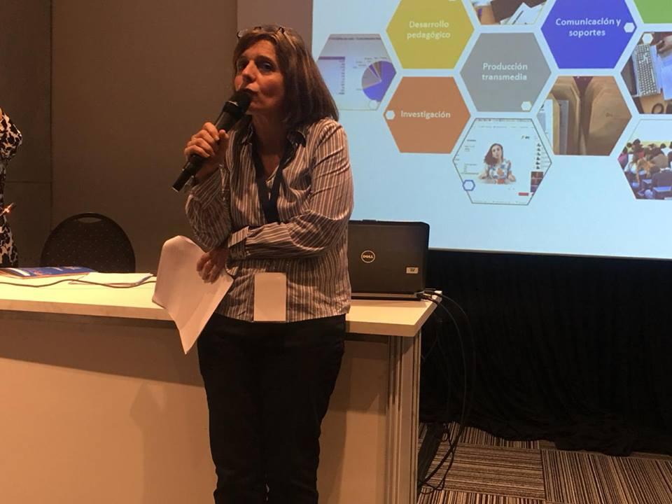 Virtual Educa 2018: Formatos, recorridos y enfoques diversos para la evaluación en UBA Digital
