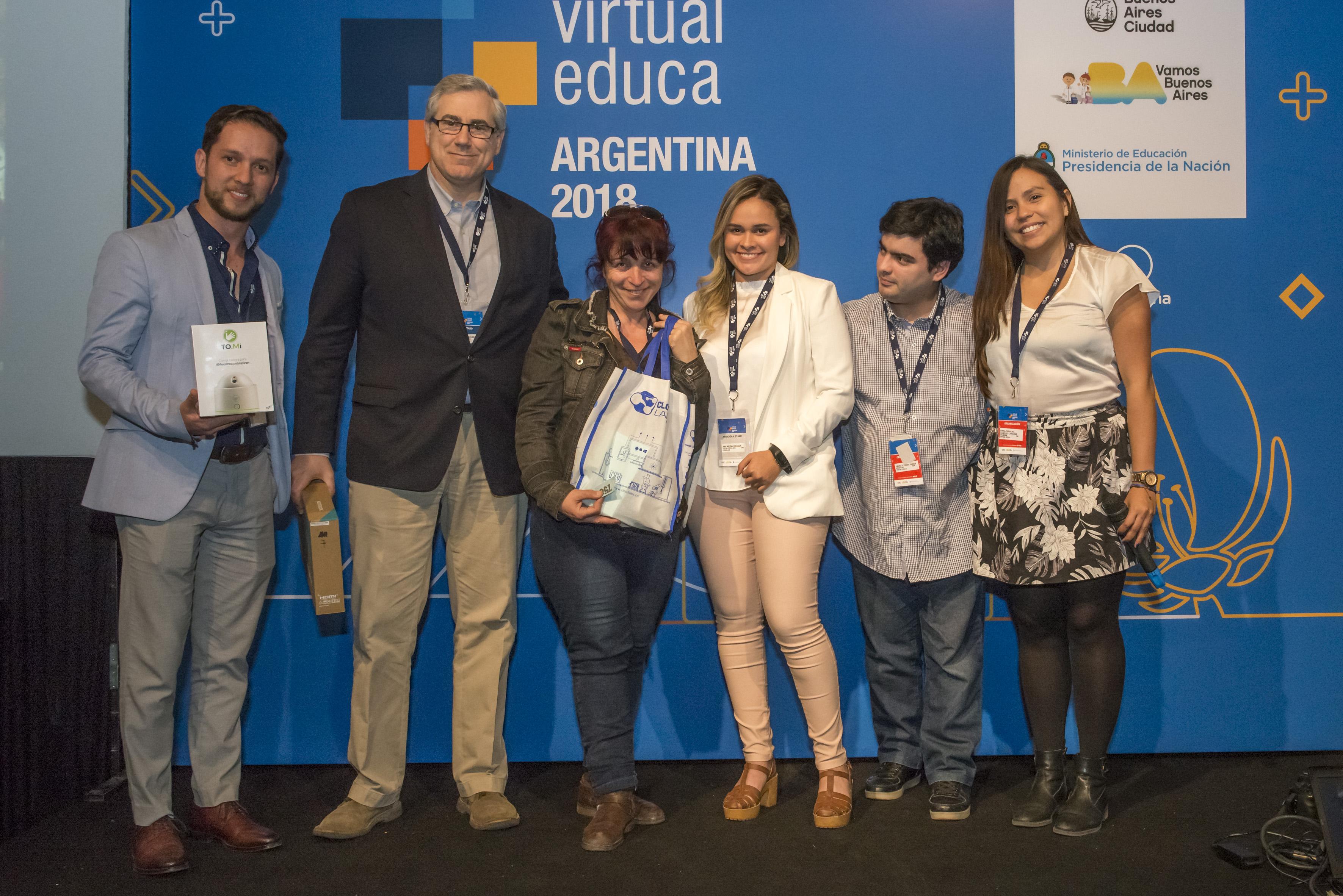 Celebración del Día del Maestro en Virtual Educa Argentina