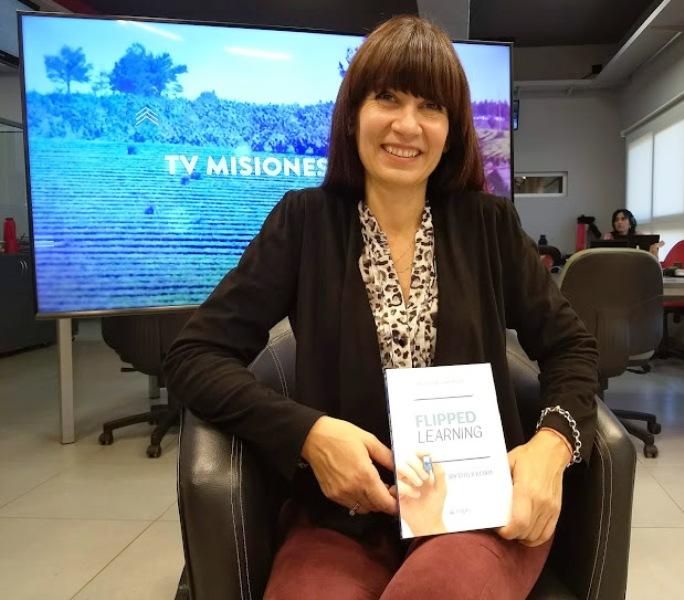 """Misiones llevará su experiencia con la modalidad """"Aula Invertida"""" al encuentro Virtual Educa Argentina"""