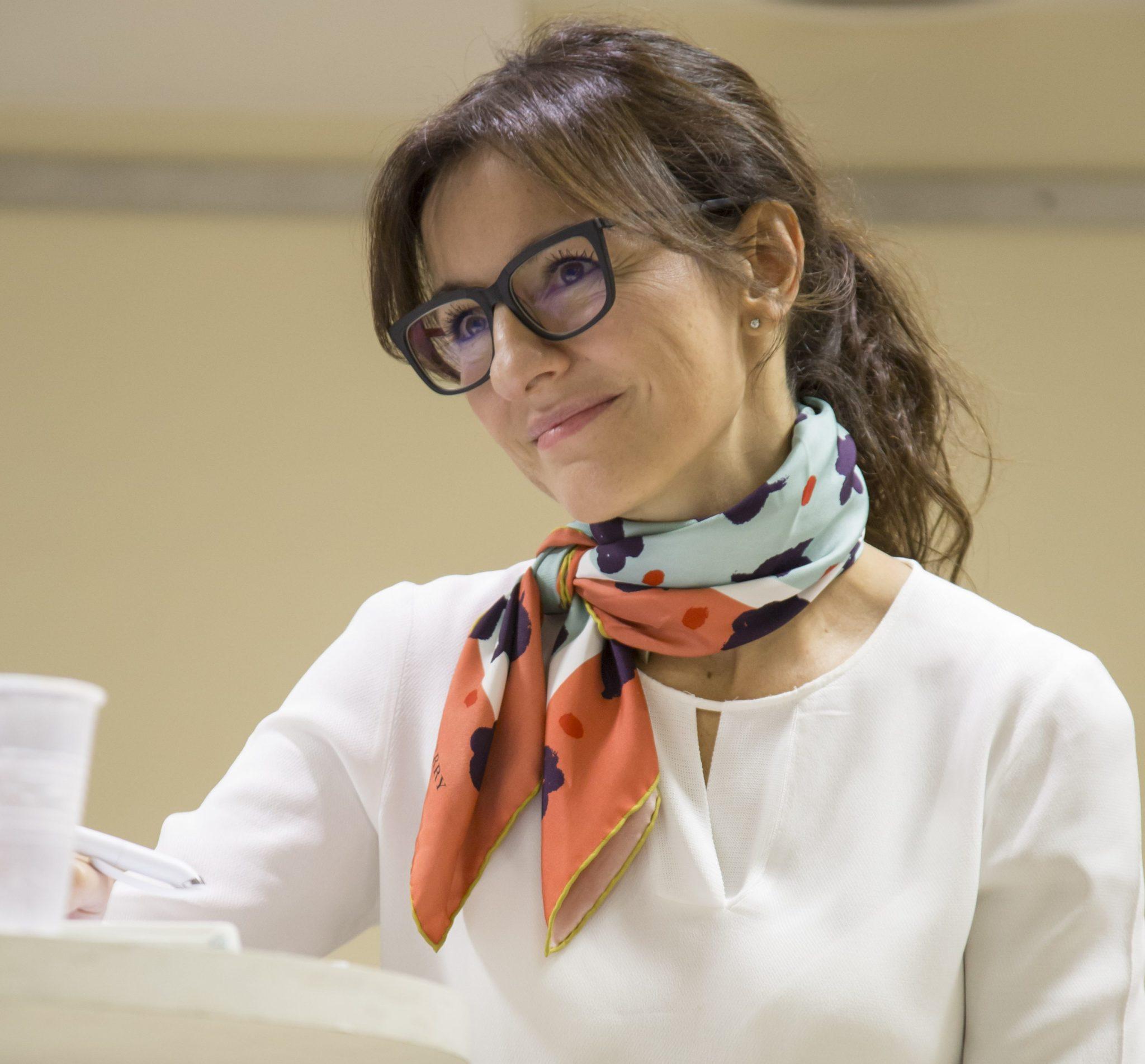 Soledad Acuña: La educación digital despierta la creatividad