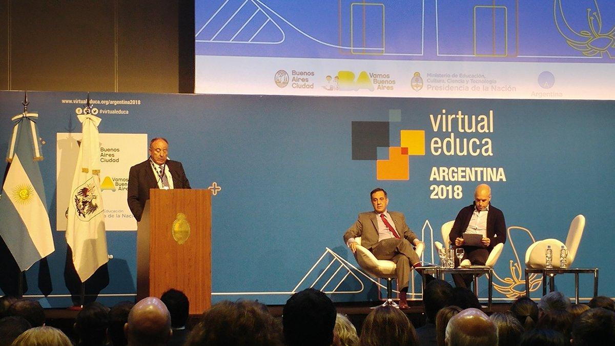 Arranca en Argentina el foro multilateral de Educación e Innovación