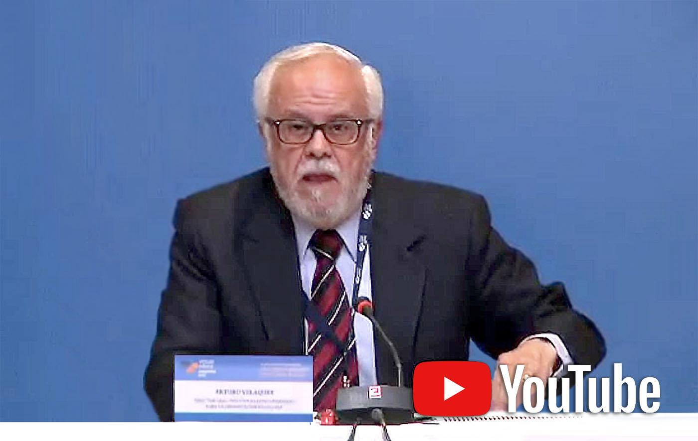 ILCE concluye participación en IX Foro Multilateral sobre Educación e Innovación de Virtual Educa 2018