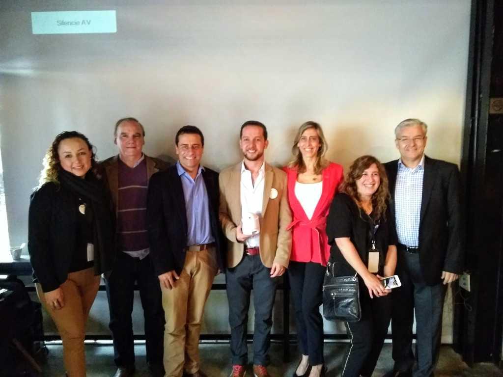 ViewSonic junto con TOMi Digital presentaron Soluciones Colaborativas en Virtual Educa Argentina 2018