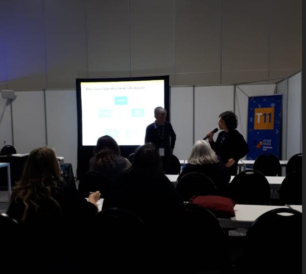 La UEICEE participó del XX Encuentro Internacional Virtual Educa