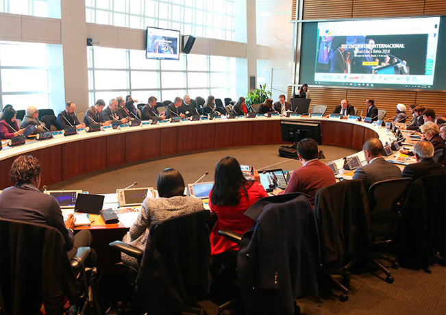 XX Encuentro Internacional: Educando el presente, conectando al futuro