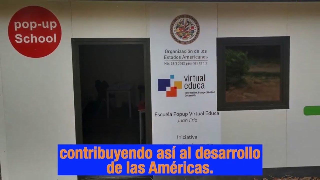 La OEA destaca la colaboración de Virtual Educa