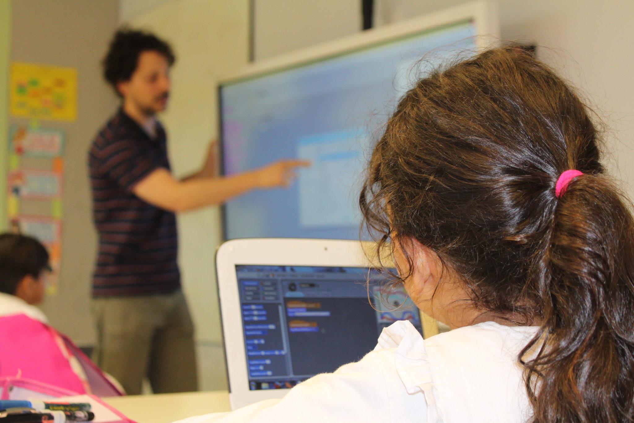 Santiago Andrés: Incorporar la escuela a la cultura digital