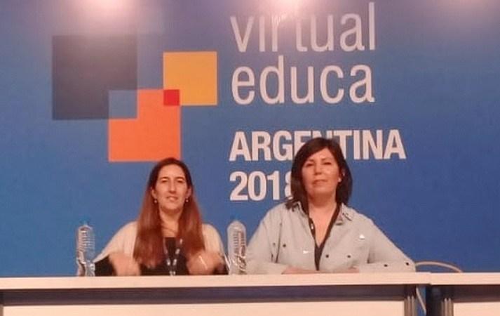 Educadoras marplatenses expusieron en Congreso Internacional en Buenos Aires