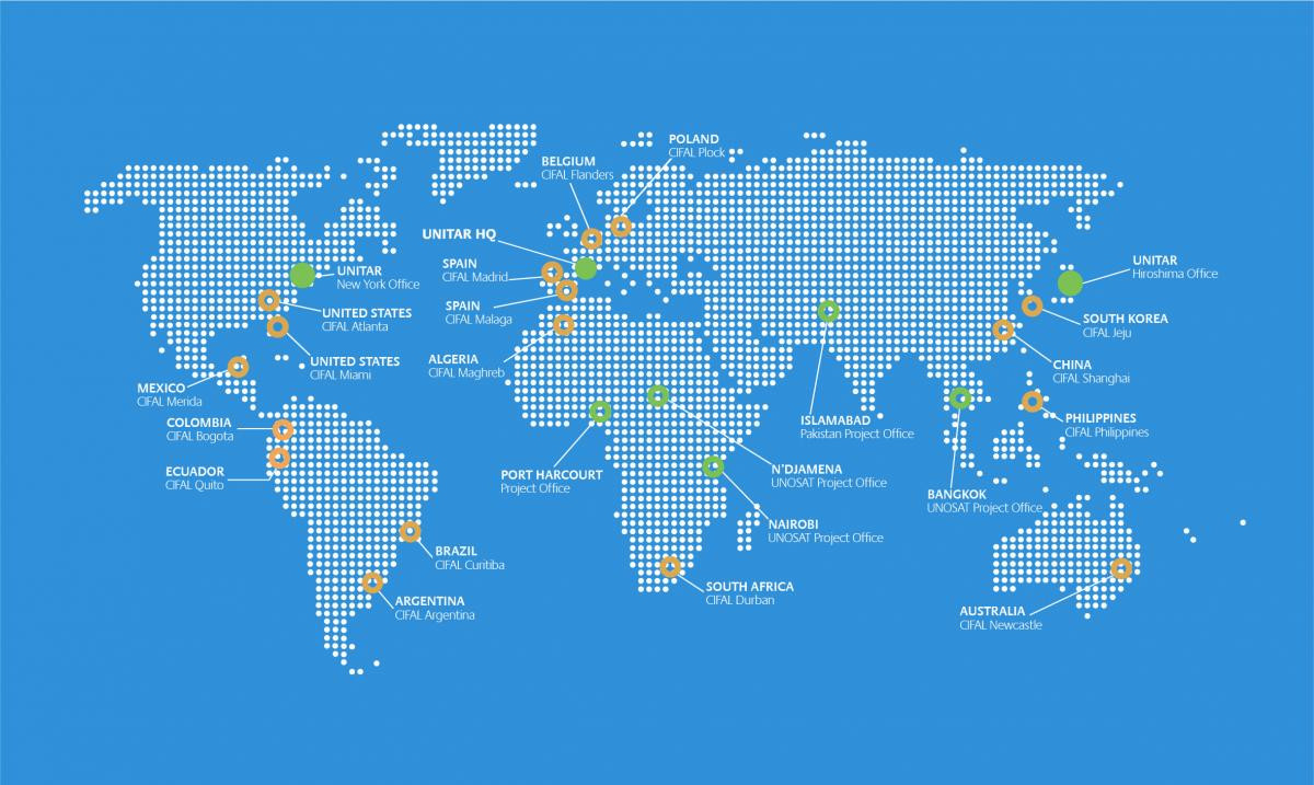 UNITAR y Virtual Educa firmaron convenio de colaboración