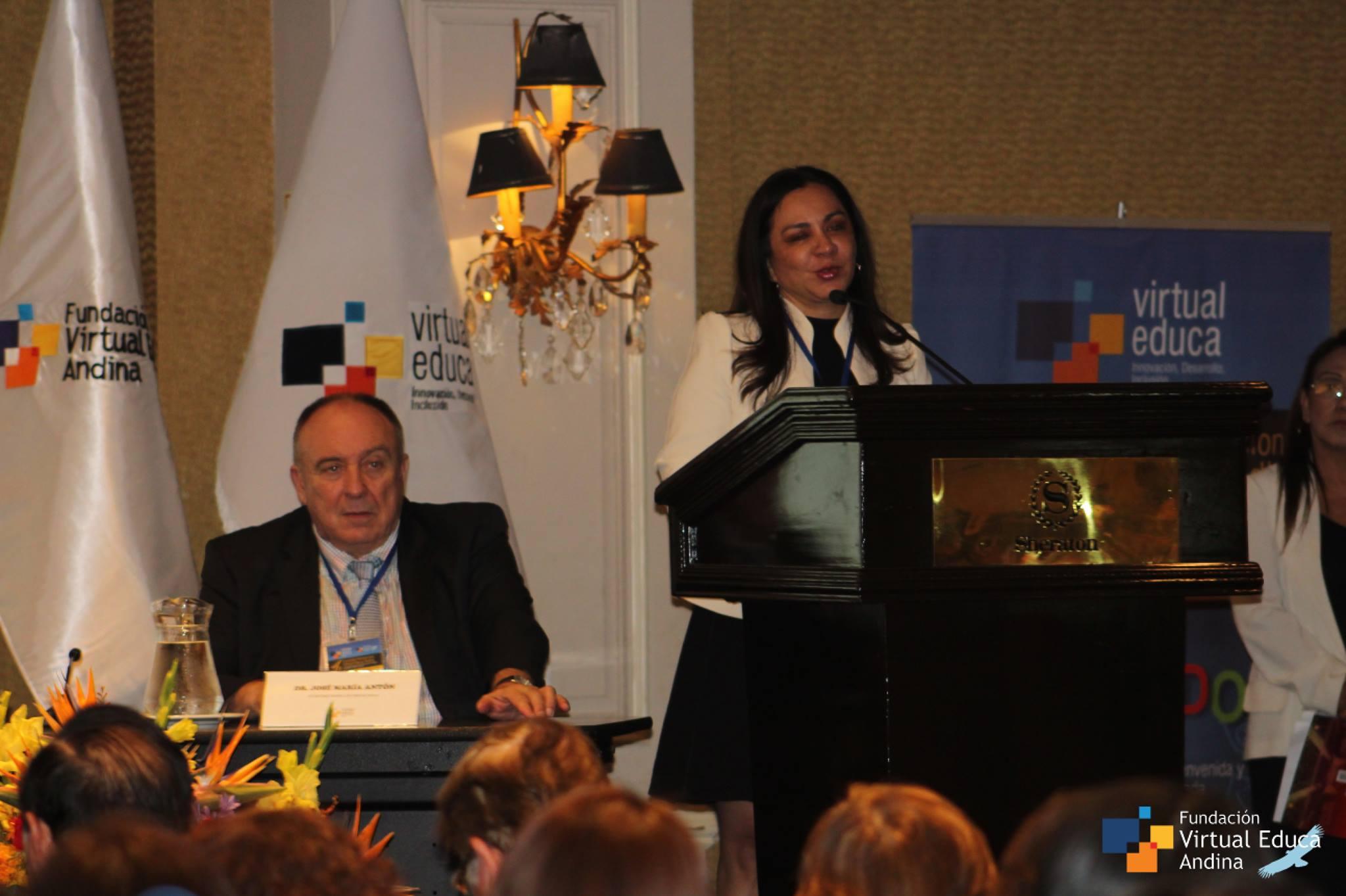 IV Encuentro Internacional Virtual Educa Andina