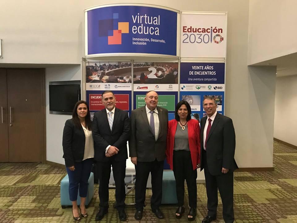 México: Virtual Educa participa de encuentro sobre educación a distancia