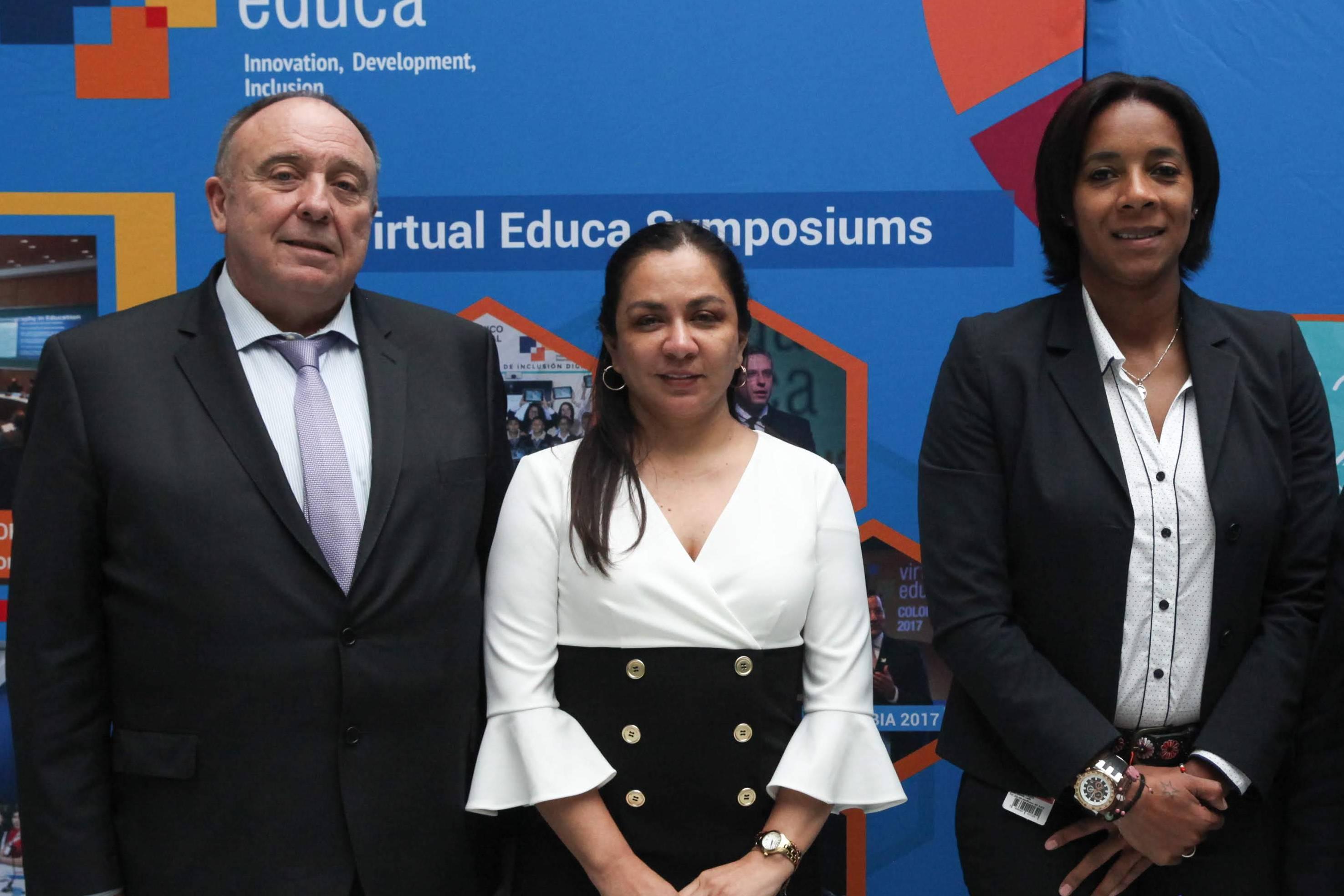 Promoción institucional del Encuentro Internacional Virtual Educa Perú 2019