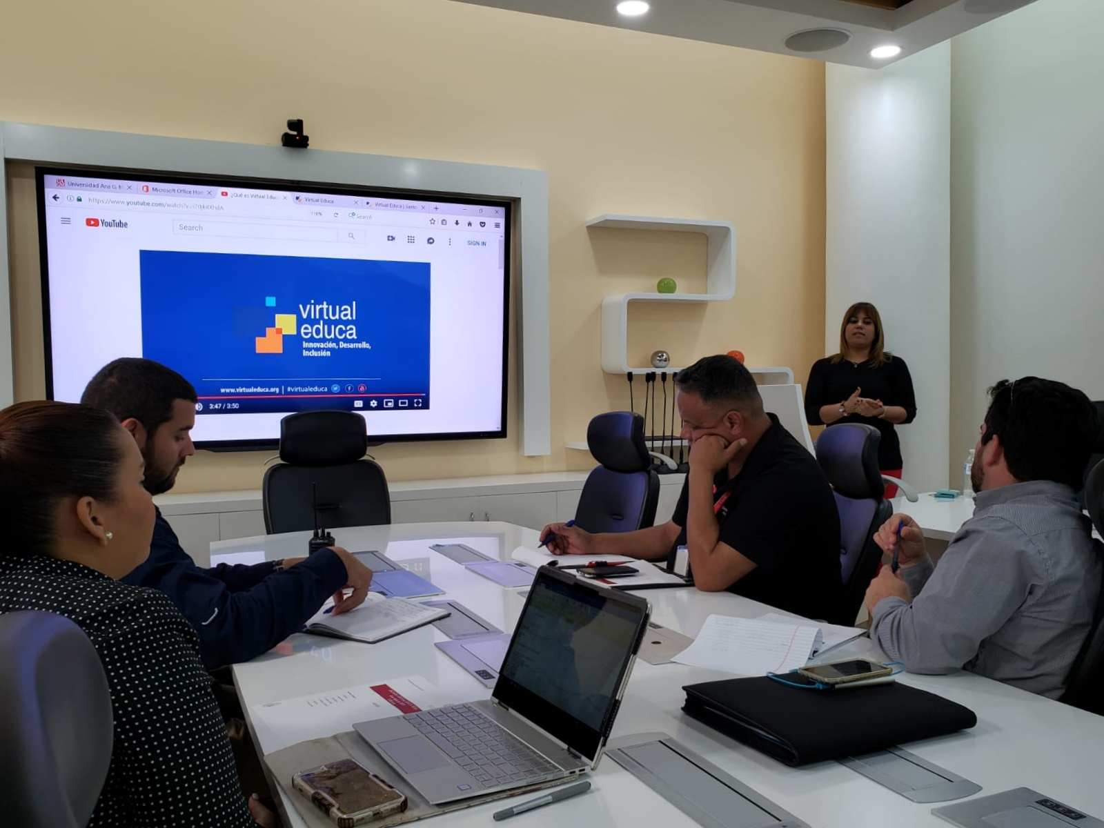 Virtual Educa Gran Caribe: nueva reunión preparatoria
