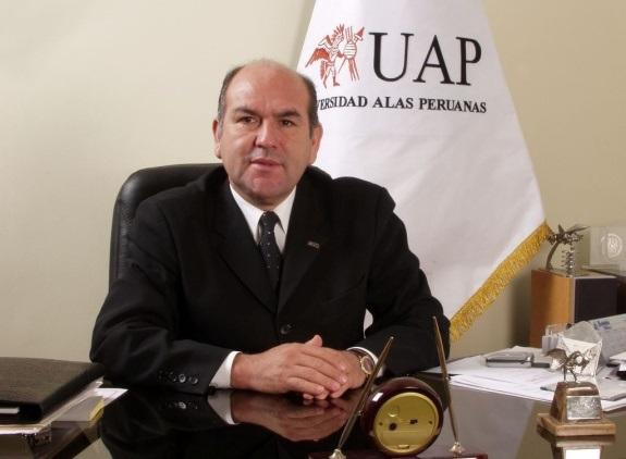 Falleció el Dr. Fidel Ramírez Prado, presidente fundador de la Universidad Alas Peruanas