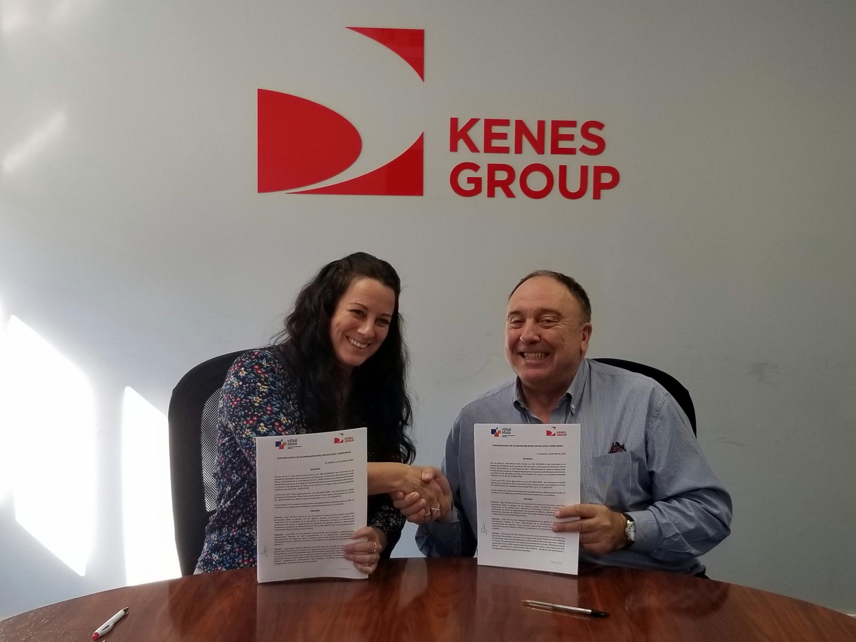 Kenes Group y Virtual Educa firman convenio marco
