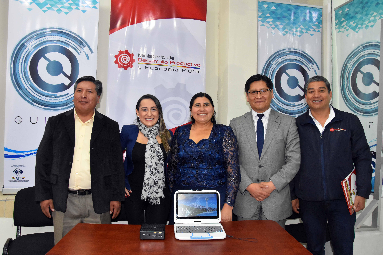Se presentó oficialmente el III Encuentro Regional Virtual Educa Bolivia 2019