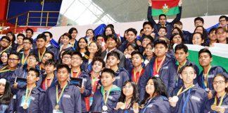 Estudiantes bolivianos participan de las Olimpiadas Científicas