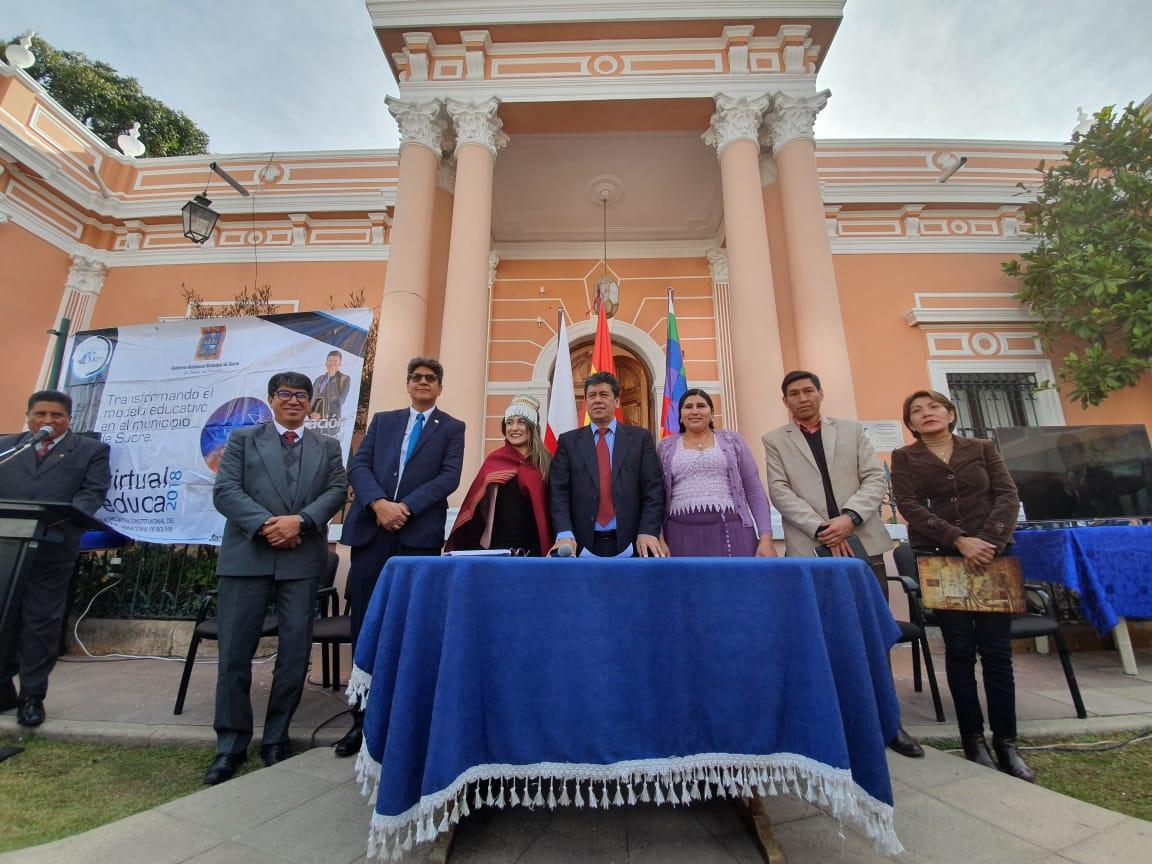El III Encuentro Virtual Educa Bolivia se realizará del 8 al 10 de julio en Sucre