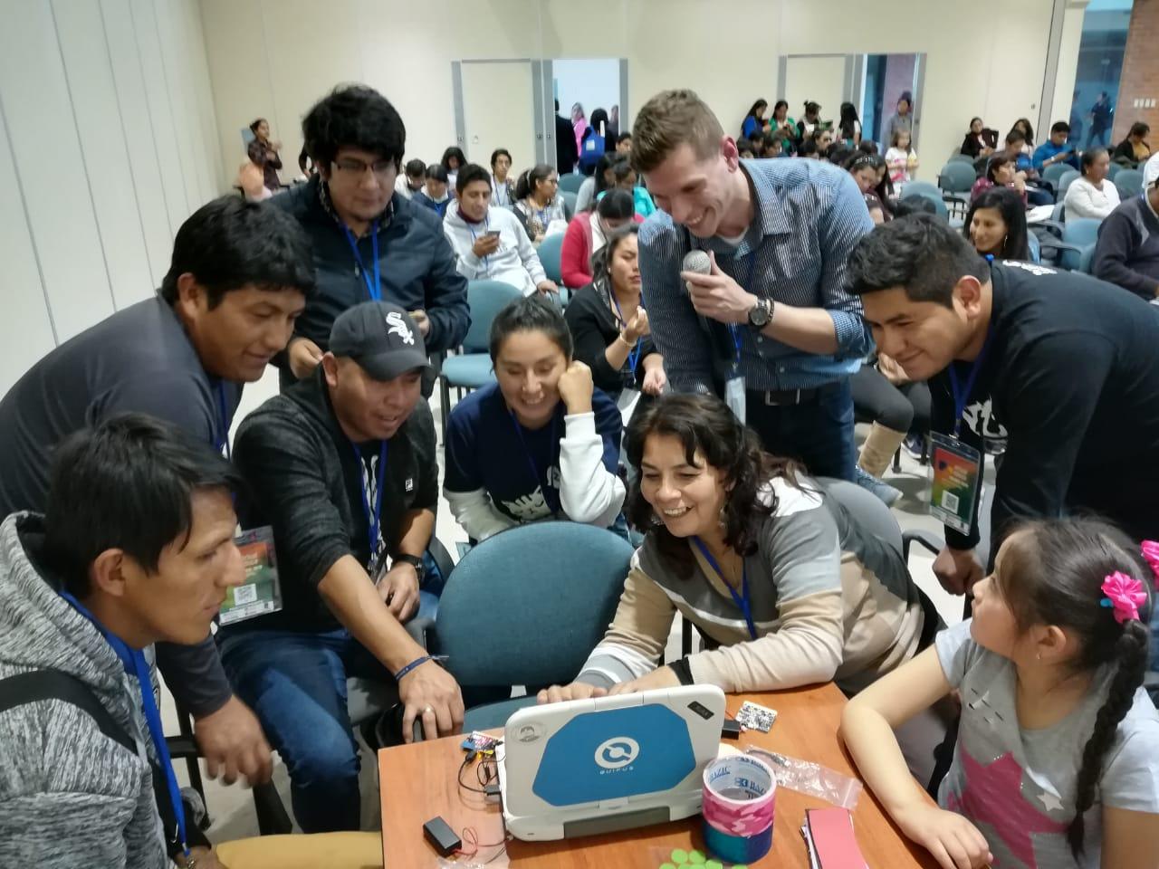 Bolivia 2019: comienza Virtual Educa con miles de participantes