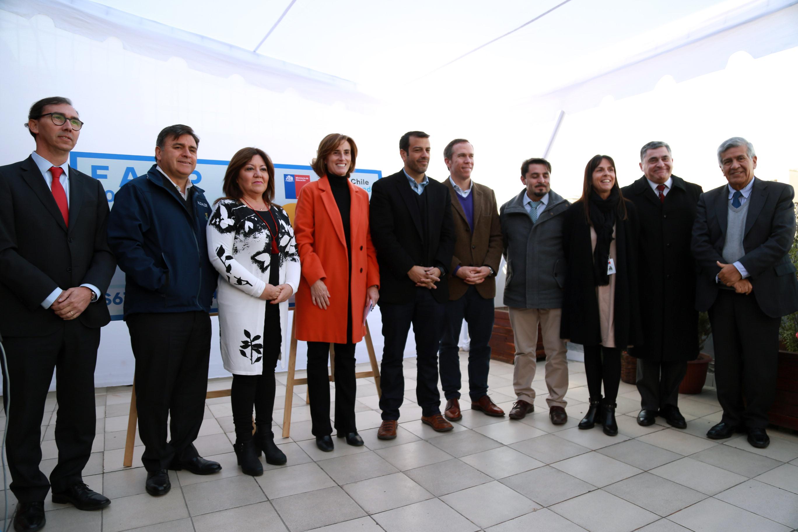 Chile entrega más de 383 millones de dólares para proyectos educativos