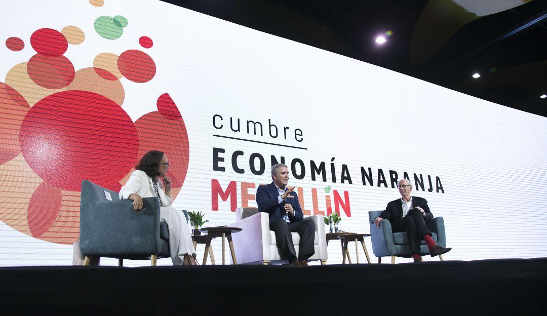 Primera cumbre sobre Economía Naranja reunió a expertos de 17 países en Medellín …