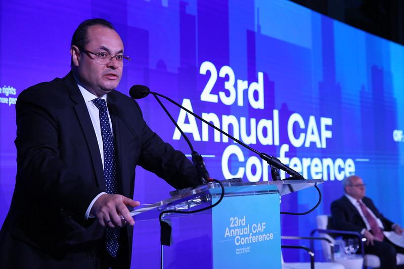 Virtual Educa participa de la Conferencia Anual de la CAF