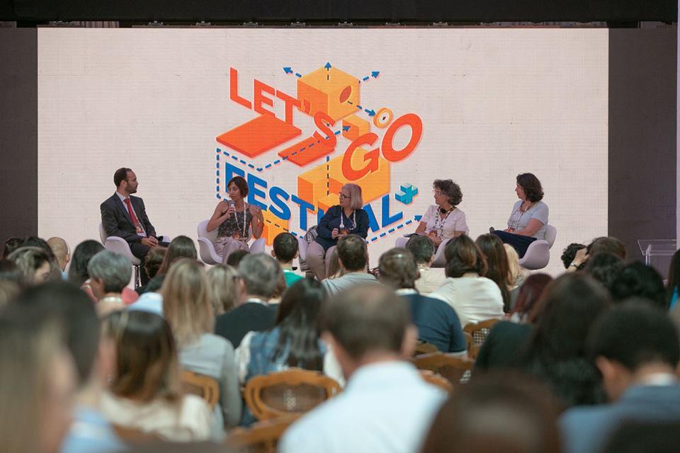 Festival Let's Go y el I Foro Latinoamericano Virtual Educa reúnen a líderes educativos en Brasil