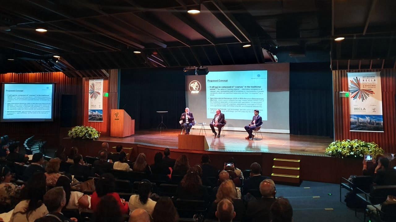 Virtual Educa, presente en el XXIV Encuentro Internacional de RECLA
