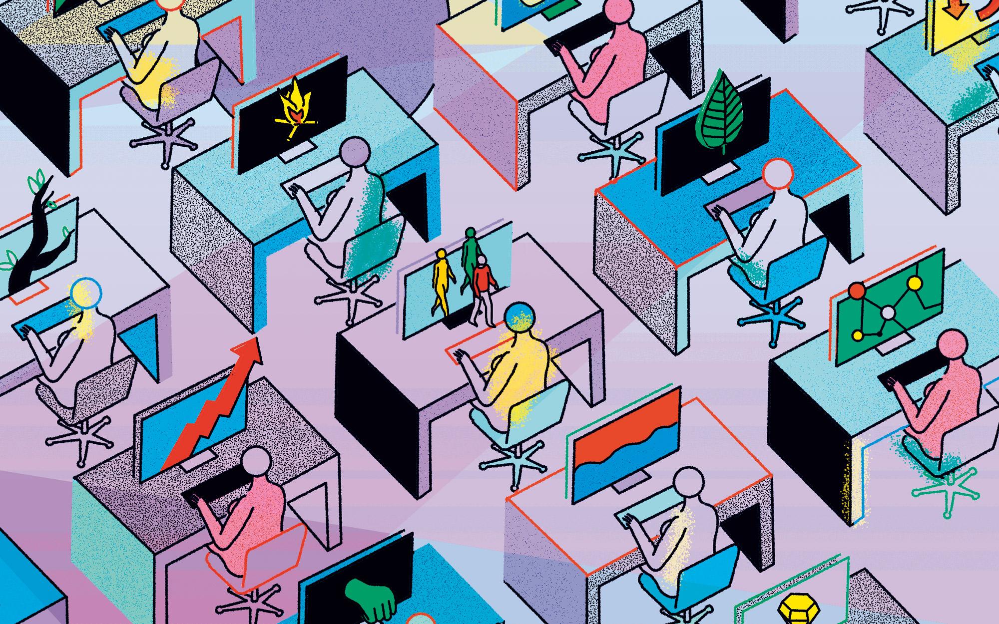 La obesidad digital amenaza nuestro bienestar: cambiemos la dieta